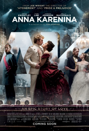 Anna Karenina (2012) by The Critical Movie Critics