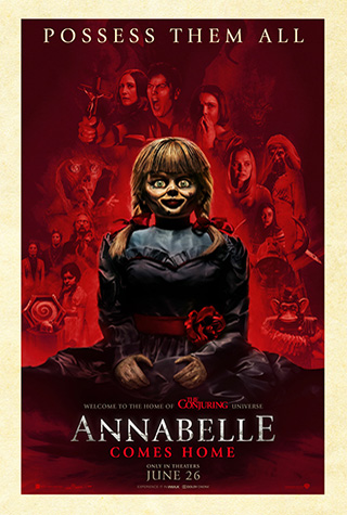 Annabelle Comes Home (2019) by The Critical Movie Critics