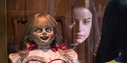 Movie Review:  Annabelle Comes Home (2019)