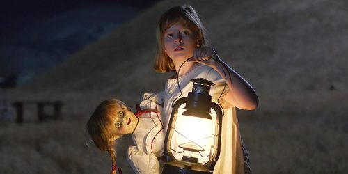 Movie Review:  Annabelle: Creation (2017)