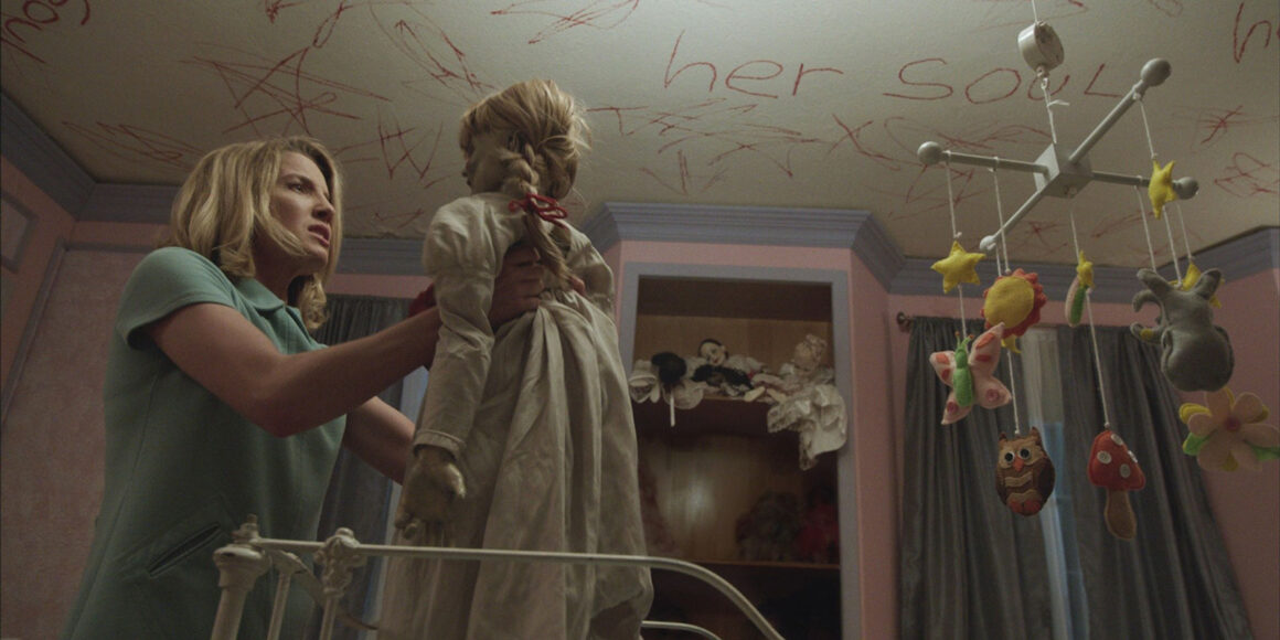 Movie Review Annabelle 2014 The Critical Movie Critics