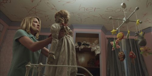 Movie Review:  Annabelle (2014)