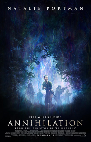 Annihilation (2018) by The Critical Movie Critics