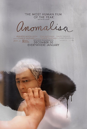 Anomalisa (2015) by The Critical Movie Critics