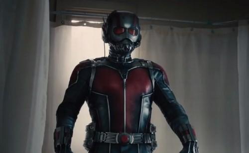 Movie Trailer:  Ant-Man (2015)