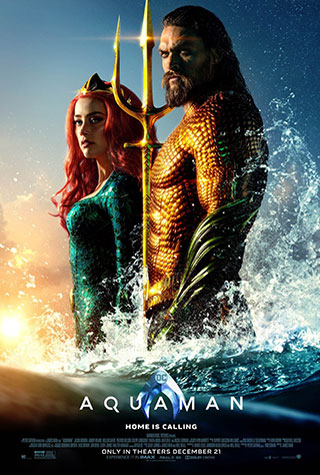 Aquaman (2018) by The Critical Movie Critics