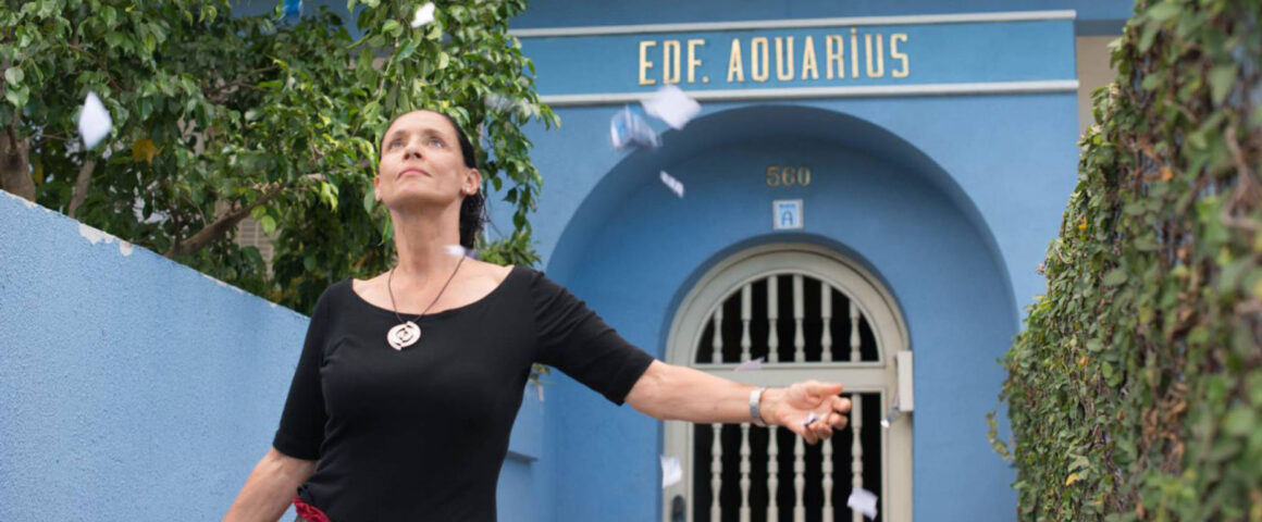 Aquarius (2016) by The Critical Movie Critics
