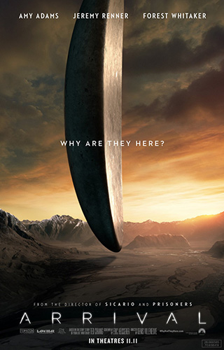 Arrival (2016) by The Critical Movie Critics