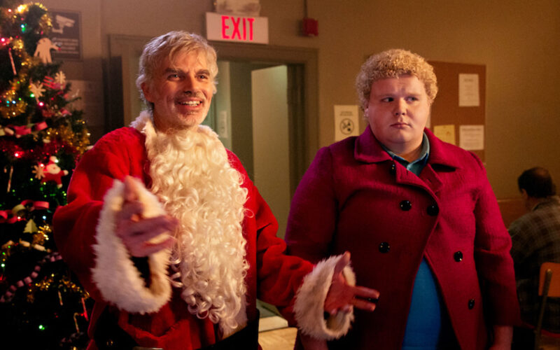 Bad Santa 2 (2016) by The Critical Movie Critics