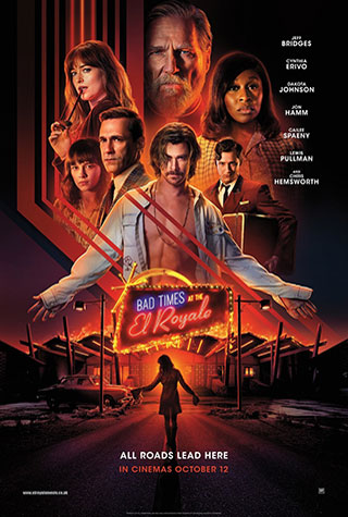 Bad Times at the El Royale (2018) by The Critical Movie Critics