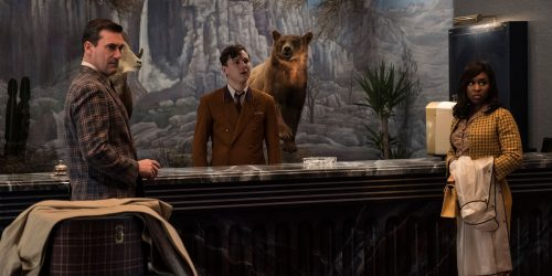 Movie Review: Bad Times at the El Royale (2018)