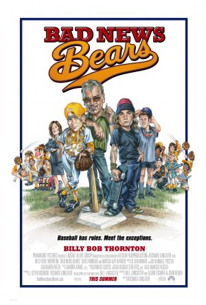 Bad News Bears (2005) by The Critical Movie Critics