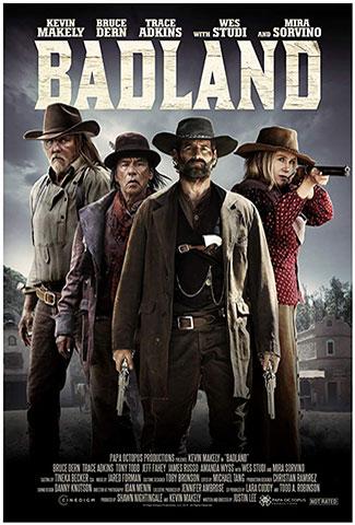 Badland (2019) by The Critical Movie Critics