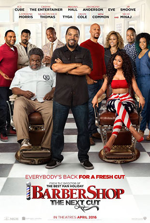 Barbershop: The Next Cut (2016) by The Critical Movie Critics