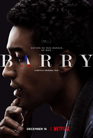 Barry (2016) by The Critical Movie Critics