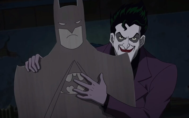 Batman: The Killing Joke (2016) by The Critical Movie Critics