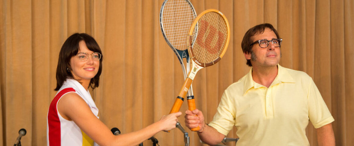 Battle of the Sexes (2017) by The Critical Movie Critics