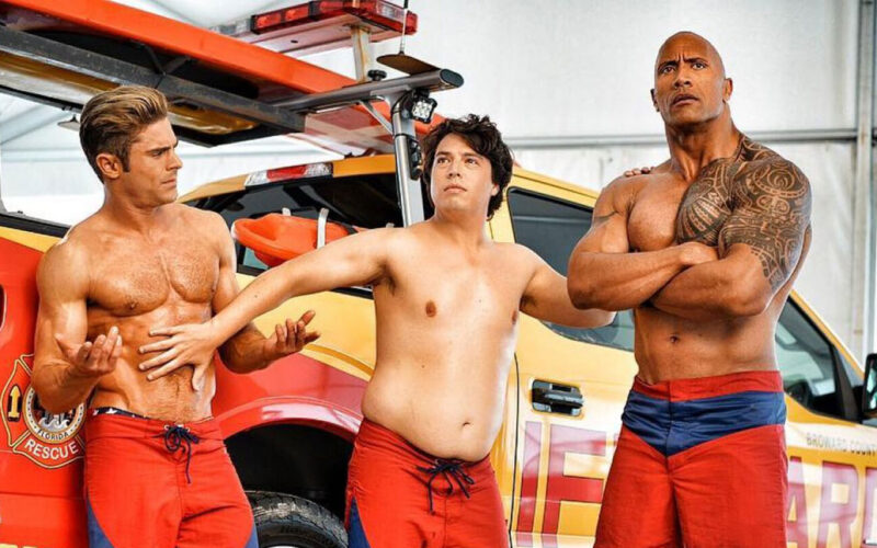Baywatch (2017) by The Critical Movie Critics