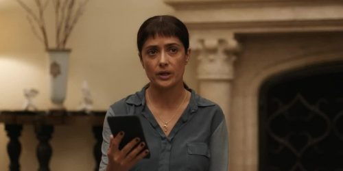 Movie Review:  Beatriz at Dinner (2017)