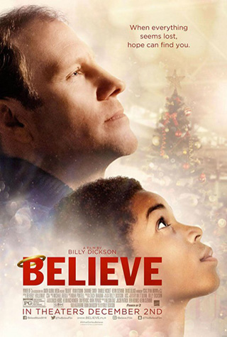 Believe (2016) by The Critical Movie Critics