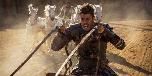 Movie Review:  Ben-Hur (2016)
