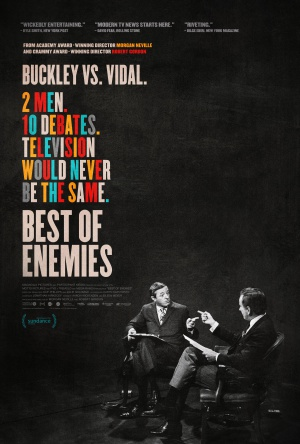 Best of Enemies (2015) by The Critical Movie Critics
