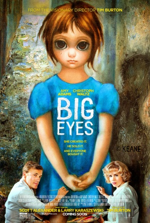 Big Eyes (2014) by The Critical Movie Critics