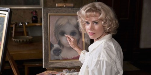 Movie Review:  Big Eyes (2014)