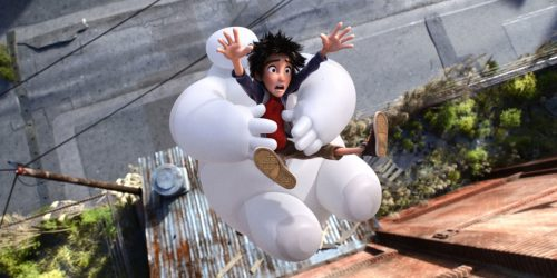 Movie Review:  Big Hero 6 (2014)