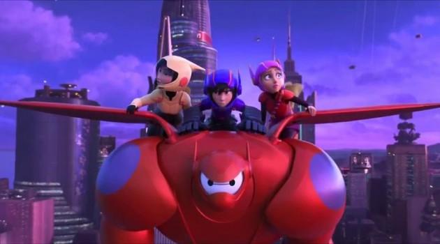 Big Hero 6 (2014) by The Critical Movie Critics