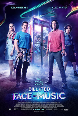 Bill & Ted Face the Music (2020) by The Critical Movie Critics