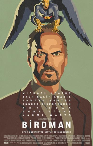 Birdman (2014) by The Critical Movie Critics