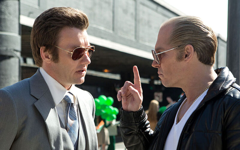 Black Mass (2015) by The Critical Movie Critics