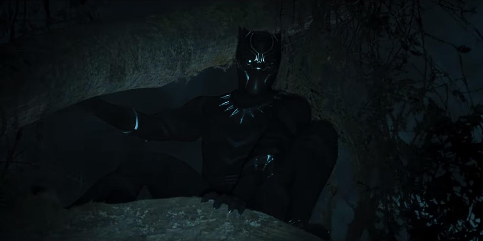 Black Panther 2018 Movie Still Full Hd Wallpaper: Movie Trailer: Black Panther (2018)