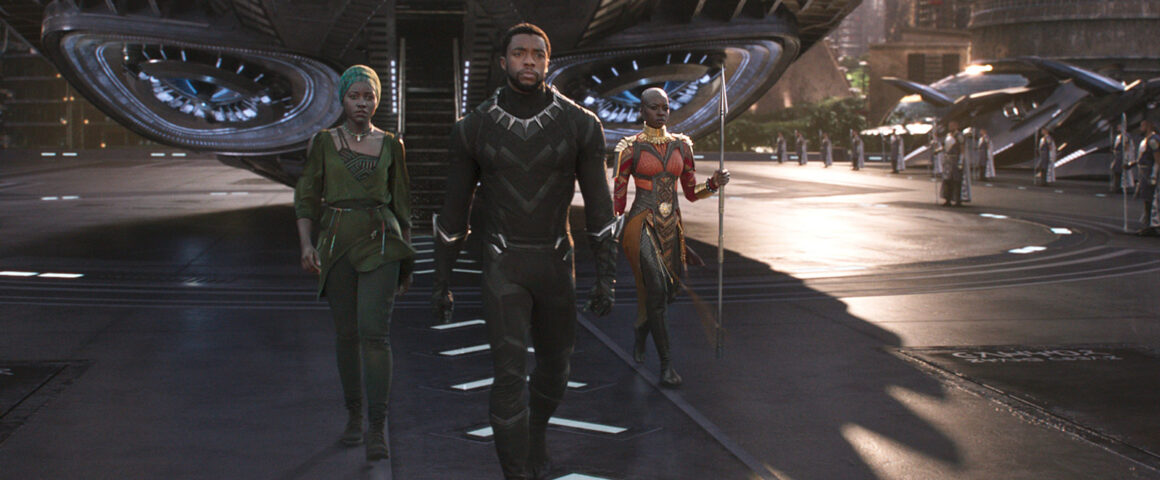 Black Panther (2018) by The Critical Movie Critics