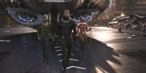 Movie Review:  Black Panther (2018)
