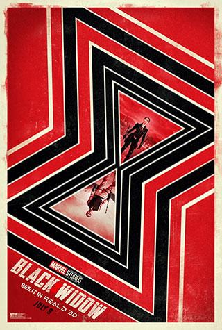 Black Widow (2021) by The Critical Movie Critics