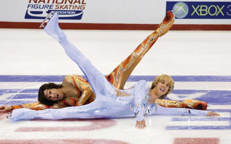 Blades of Glory (2007) by The Critical Movie Critics