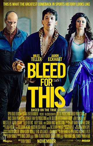 Bleed for This (2016) by The Critical Movie Critics