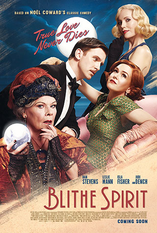 Blithe Spirit (2020) by The Critical Movie Critics