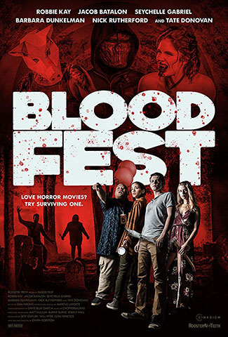 Blood Fest (2018) by The Critical Movie Critics