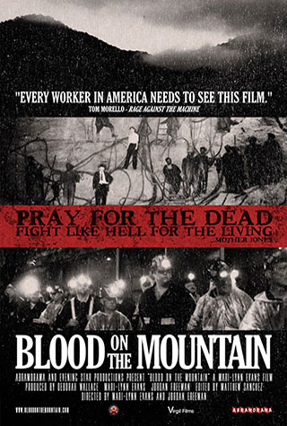 Blood on the Mountain (2016) by The Critical Movie Critics