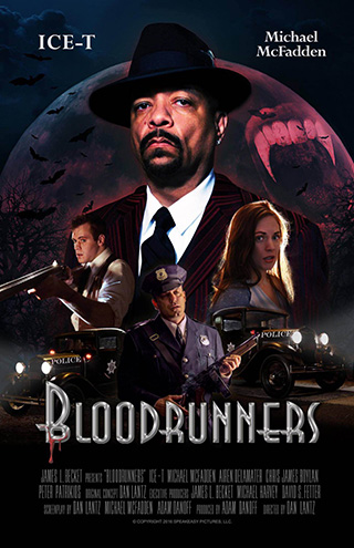 Bloodrunners (2017) by The Critical Movie Critics