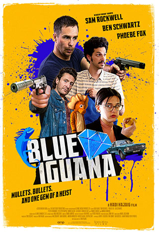 Blue Iguana (2018) by The Critical Movie Critics