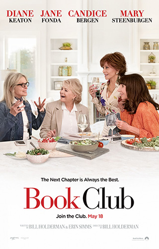 Book Club (2018) by The Critical Movie Critics