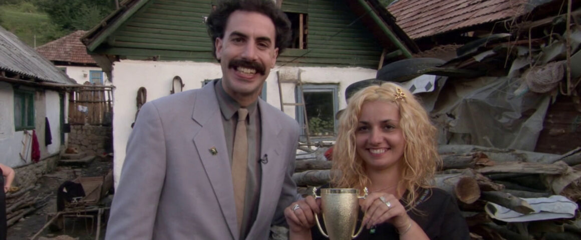 Borat (2006) by The Critical Movie Critics