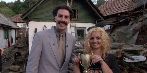 Movie Review:  Borat: Cultural Learnings of America for Make Benefit Glorious Nation of Kazakhstan (2006)