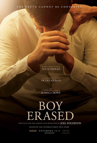 Boy Erased (2018) by The Critical Movie Critics