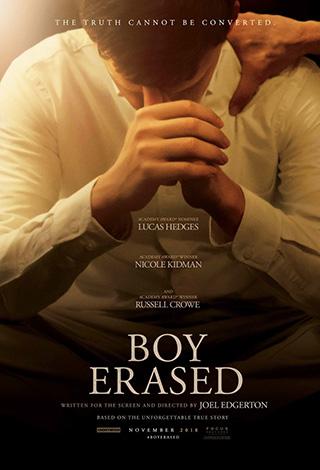 Boy Erased (2018) by The Critical Movie Critics