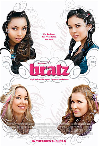 Bratz: The Movie (2007) by The Critical Movie Critics